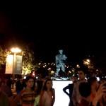 Ցուցարարները արգելափակեցին Մաշտոցի պողոտան – Ոչ թալանին