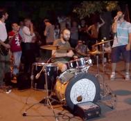 «Զոմբիներ» խմբի համերգը Բաղրամյան պողոտայում 03.07.2015