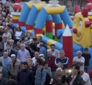 Հանրահավաք ընդդեմ Սահմանադրության փոփոխության Գյումրիում 25.09.2015