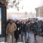 Երթ՝ Արթուր Սարգսյանին ազատ արձակելու պահանջով 14․02․2017